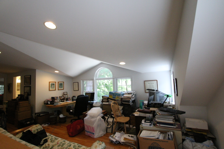 Greenwich, CT - Home Office (His) BEFORE