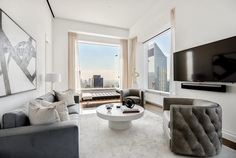 432 Park Living Room AFTER