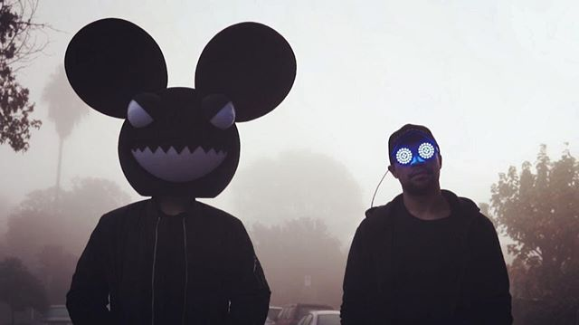 Inspired by our 3 favorite DJs @officialrezz @deadmau5 and @marshmellomusic we deconstruct their brands to see what makes their aesthetics so impactful, while we rock their avatars on Halloween 🎃 👻 Check the video linked in our bio... 🌀_🌀