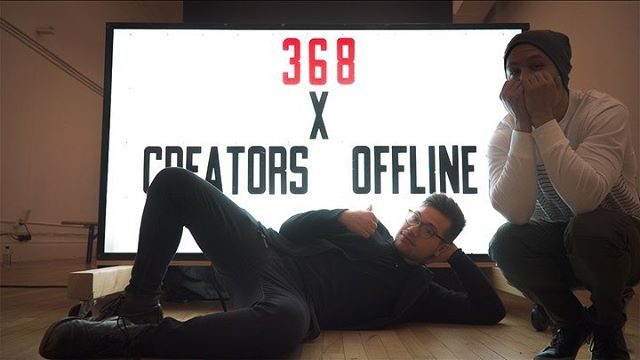 We were beyond pumped to get to this @creatorsoffline micro conference this past week @368 in NYC. Listening to these fellow creators proffer insights into their own YouTube journey was an incredible reminder in why we do this. A huge THANK YOU to the speakers, to @genkihagata for putting this event together, and of course @caseyneistat for welcoming all of our friends, old and new, into your space. . Check out our perspective of this amazing experience as we follow Genki in how he actually made this event happen, in our new video linked in the bio!  We kinda got a little meta...