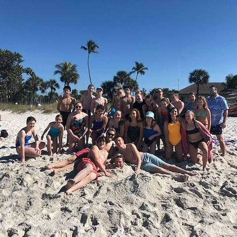 What an amazing weekend for the Sea Devils in Naples. We didn't swim as much as we'd like, but made the most of it. We cant wait to go back next year!  #TCSDNaptownThrowdown #ExplosiveGatorade #BigDixieCups #sunsoutgunsout #traveltrip #dawgpoundontheroad