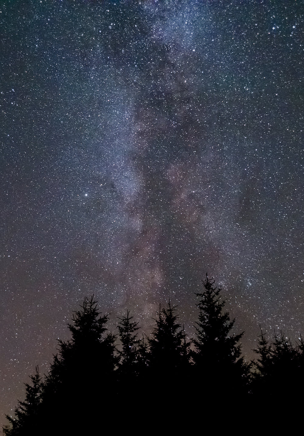 Milky Way Photography Dumfries and Galloway