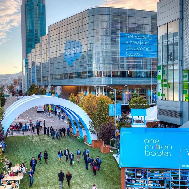 170,000 Registered Attendees @dreamforce