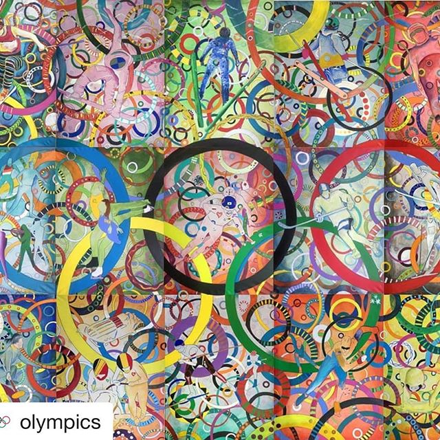 The @olympics are considered the world's foremost sporting event.