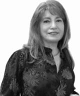 Judith Cuba   Experte en art  Experte en art et analyste de marché avec plus de 15 ans d'expérience en communication, gestion et mise en œuvre de projets culturels. Fondatrice d'ArteGestión. Elle collabore avec des galeries et institutions nationales et internationales et propose des artistes pour des expositions. Elle est également collectionneuse d'objets d'art et conseillère en communication artistique.