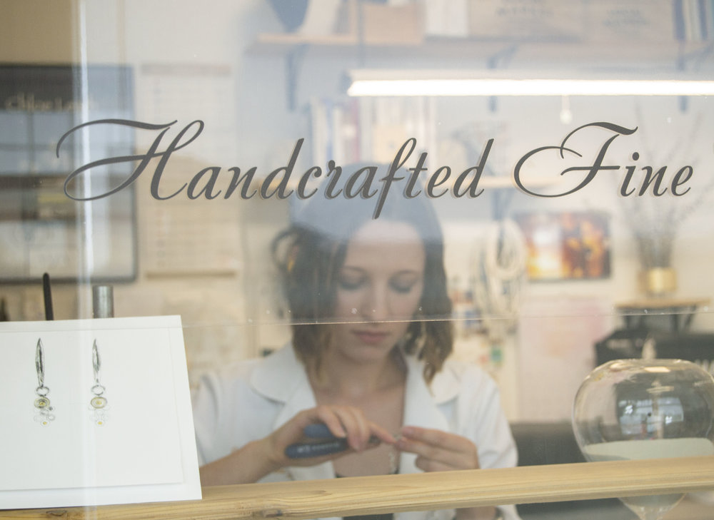 Contact Chloe - Questions? Interested in purchasing jewelry or placing a custom order?Please contact us to make an appointment, for a jewelry quote, or any questions/concerns. We would love to hear from you!