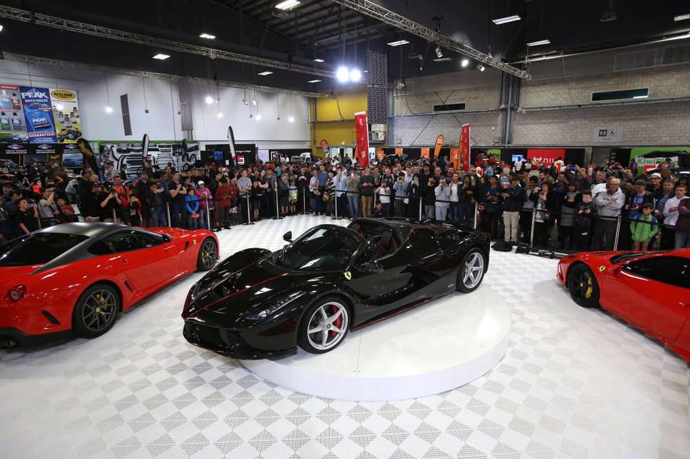 The Supercars are back at Big Boys Toys 2018