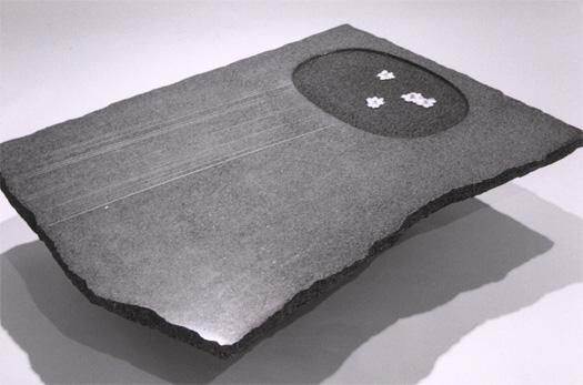 """Water Table -  Granite, 48"""" x 36"""" x 12"""""""