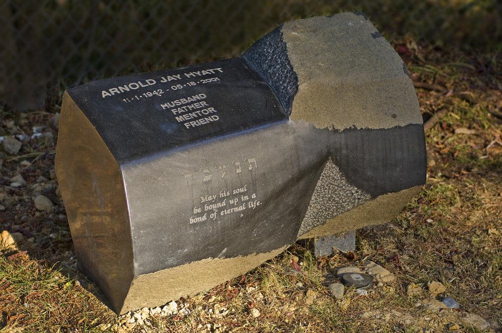 """Memorial  - Basalt, 20"""""""