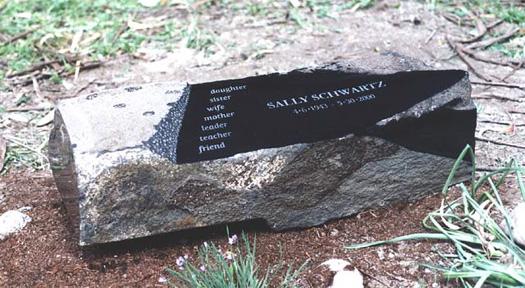 """Memorial  - Basalt, 40"""""""