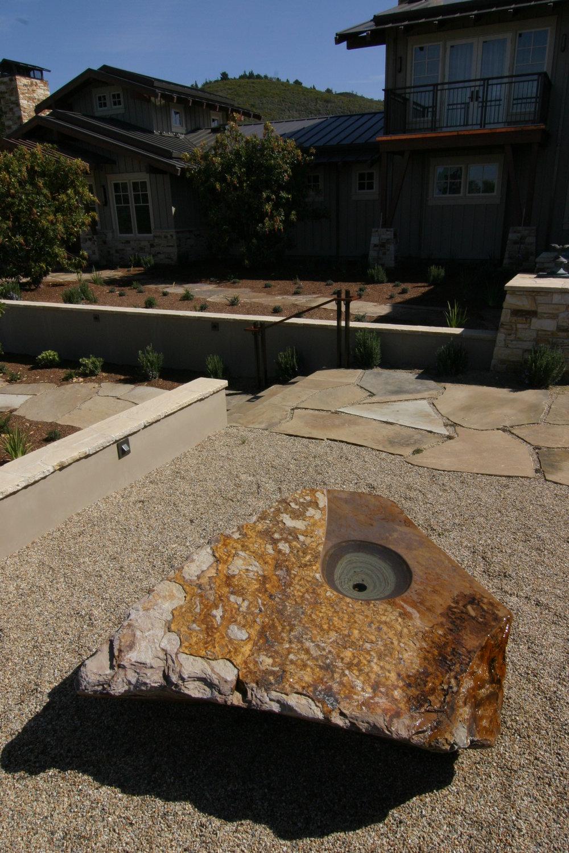 Tehema Fountain  - 6' long