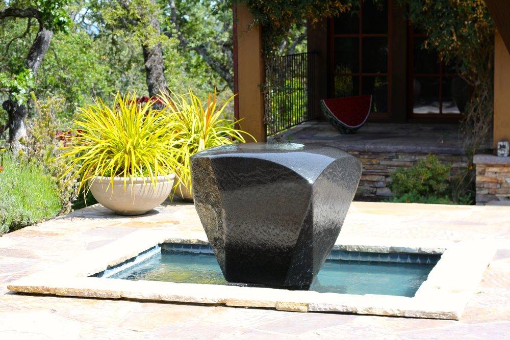 """Granite, 36"""" x 40"""""""