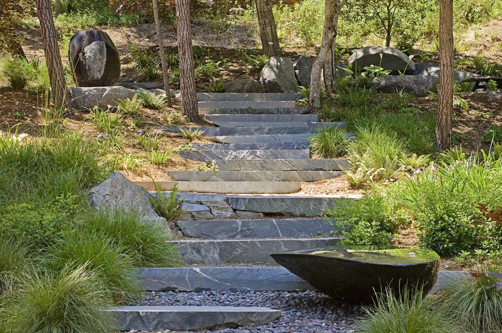 Sculpture Garden  - Carmel