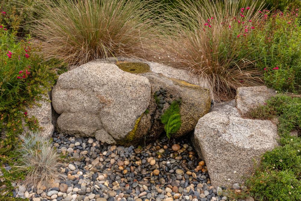 Granite Boulder Composition  - 2' high