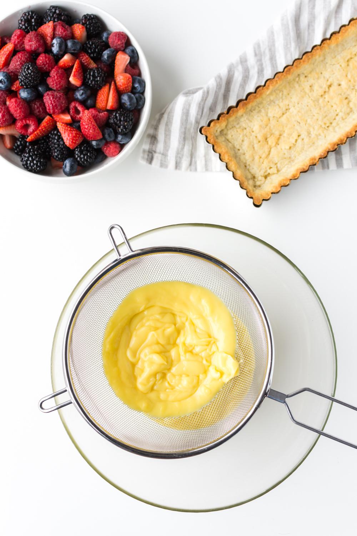 custard, berries and tart shell.jpg