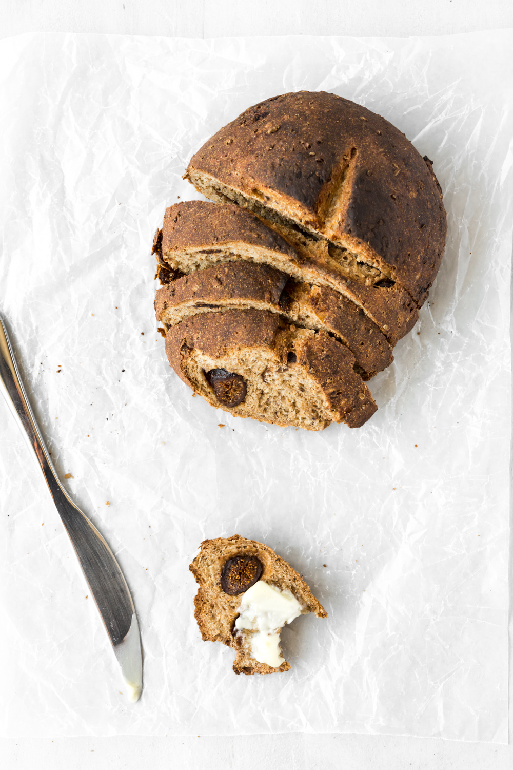 fig and anise wheat bread