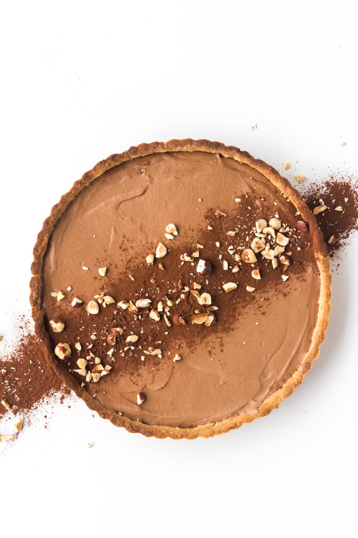 chocolate mousse tart with hazelnut crust.jpg