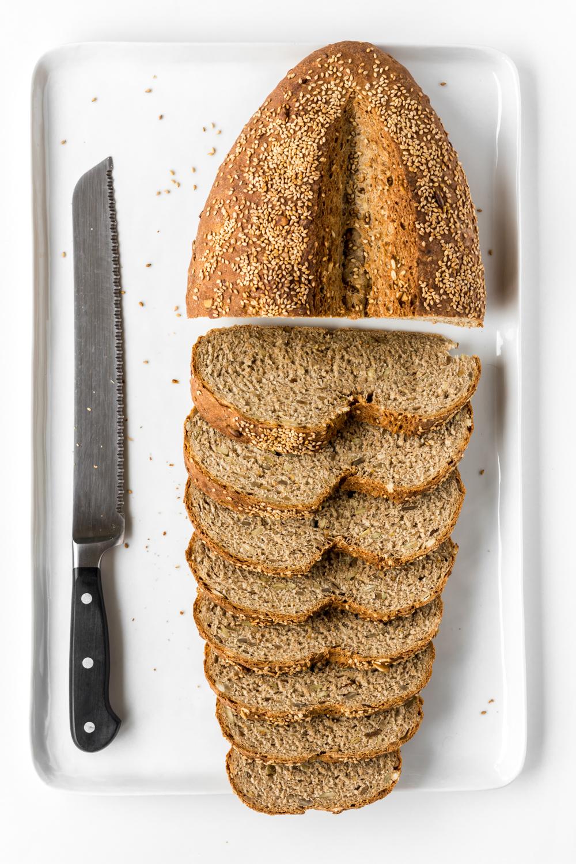 whole grain seed bread
