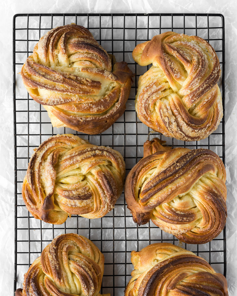 lemon sweet buns