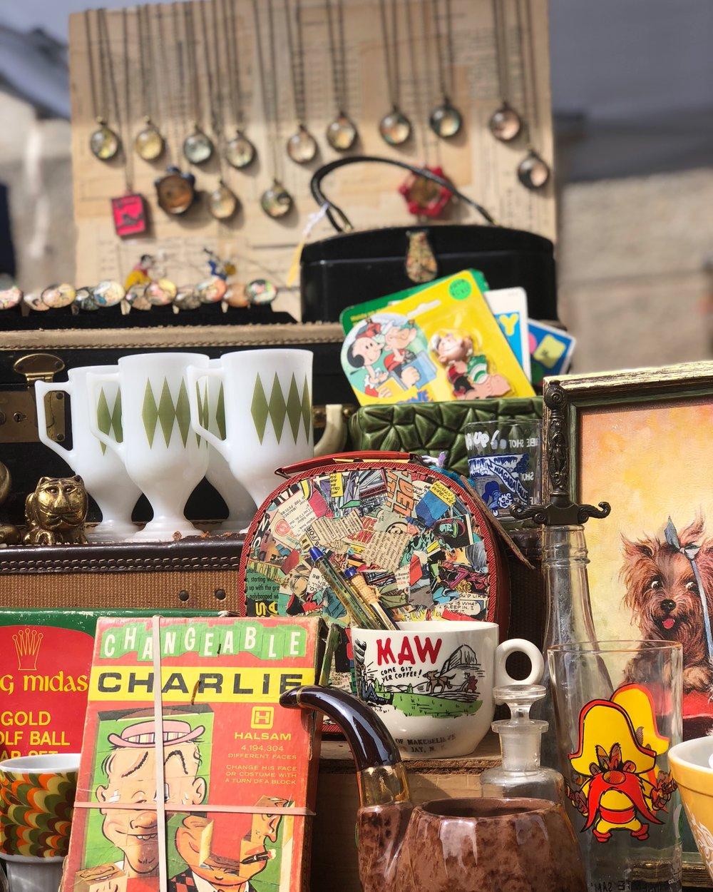 rascal salvage vintage / brooklyn flea