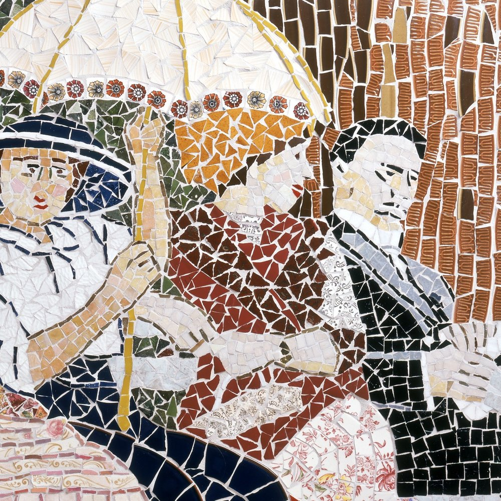 THE MOSAICS AT THE FRANKLIN HOTEL