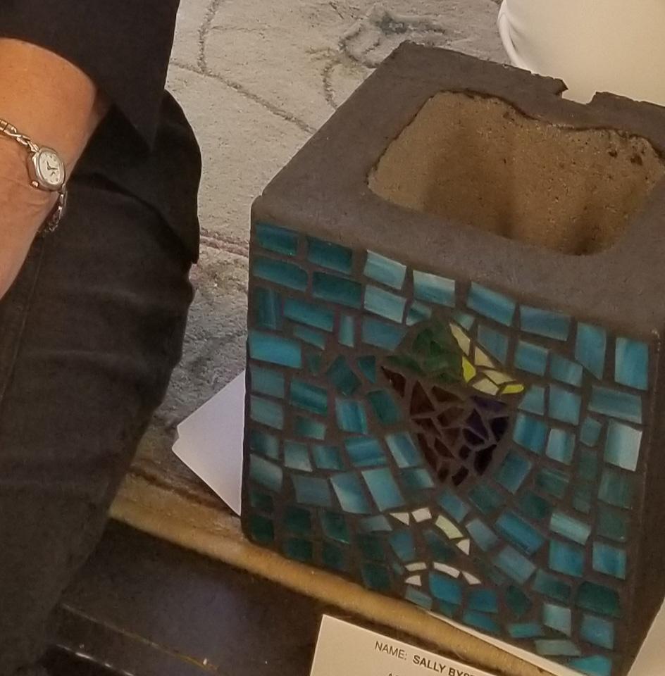 Mosaics Planter