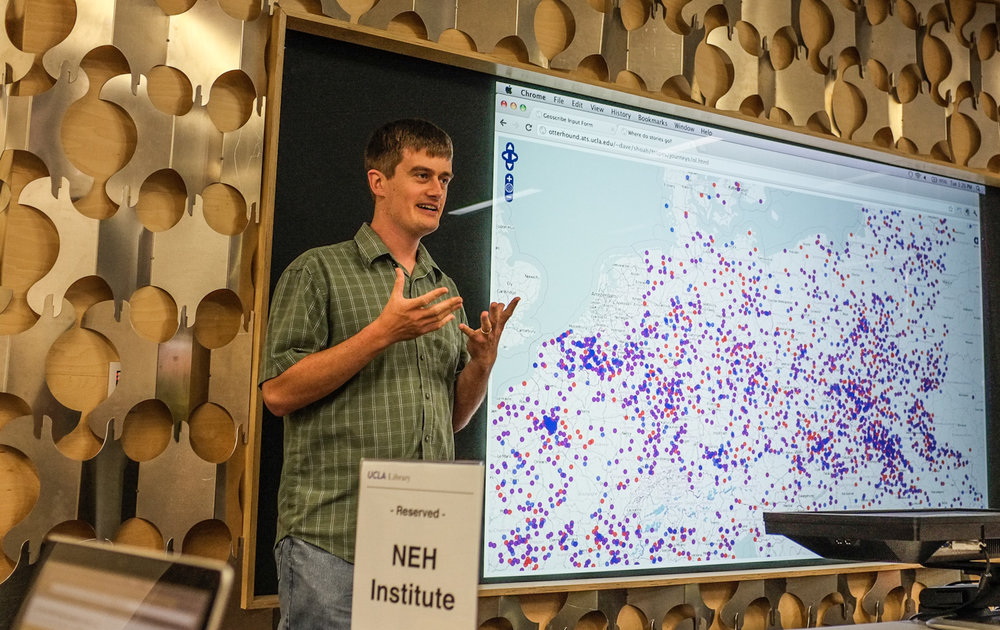 Dave Shepard on mapping Holocaust narrative