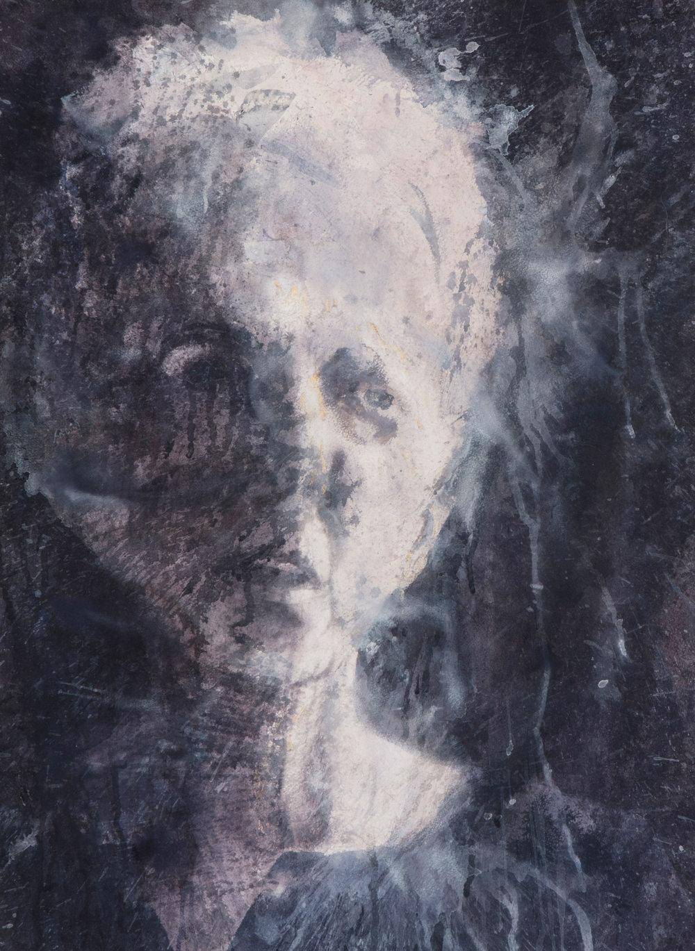 Self-portrait XI
