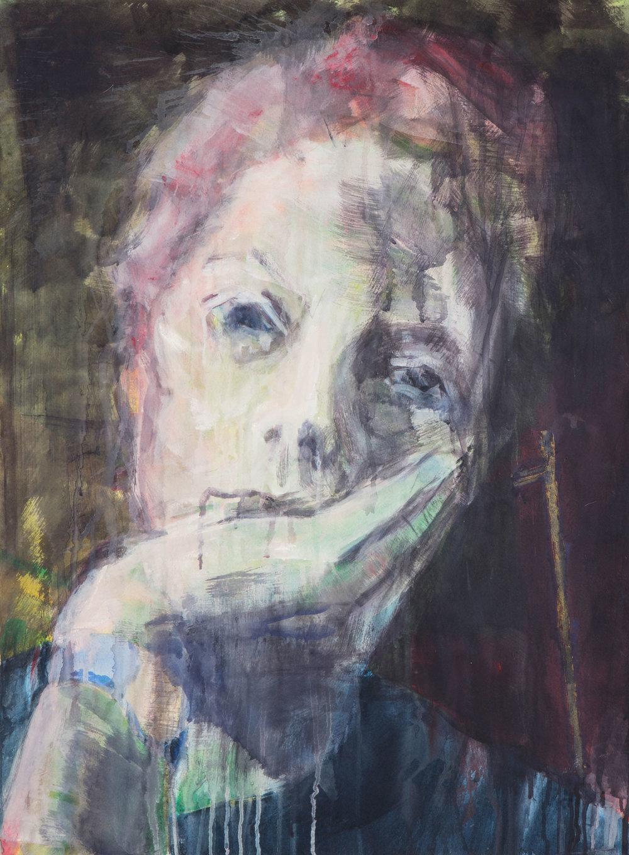 Self-portrait VII
