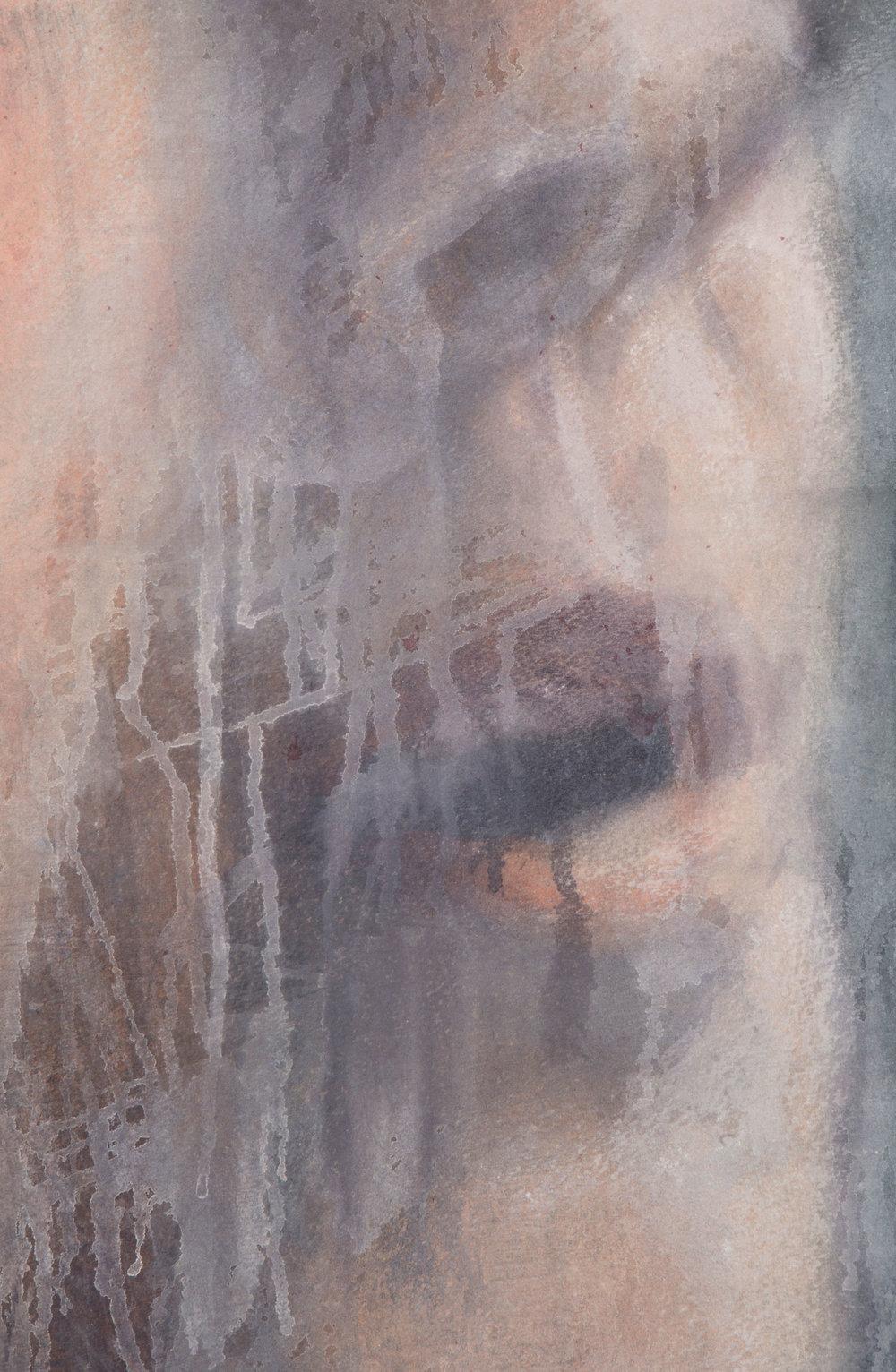 Self-portrait I - detail