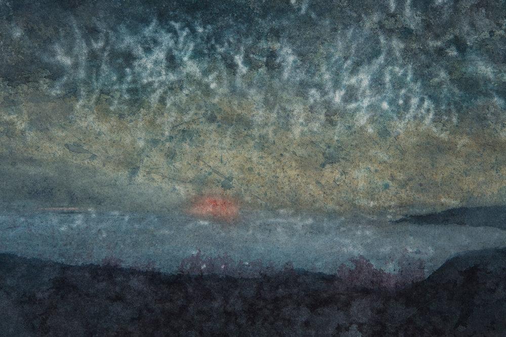 Milky Way - detail