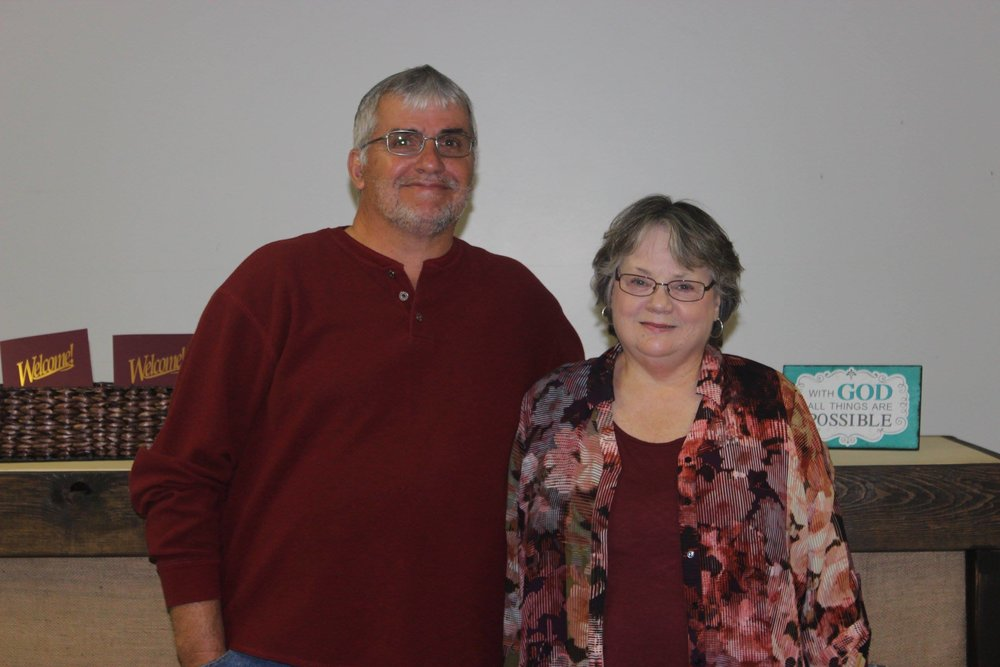 Mike Kahle - Spiritual Life Elder (Pictured with his wife, Brenda)