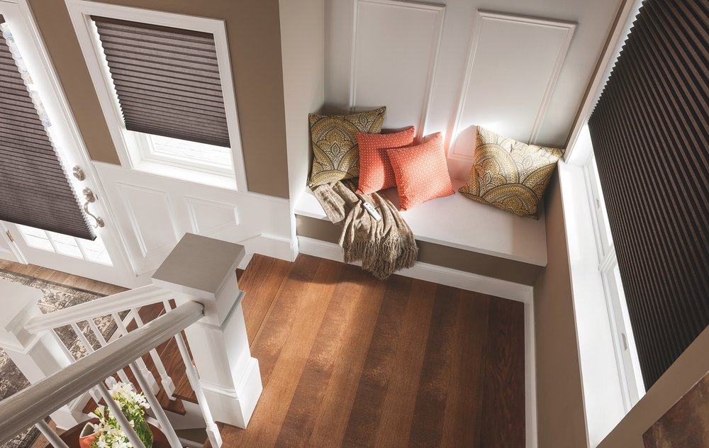 Crystalpleat Cellular Shades - Graber