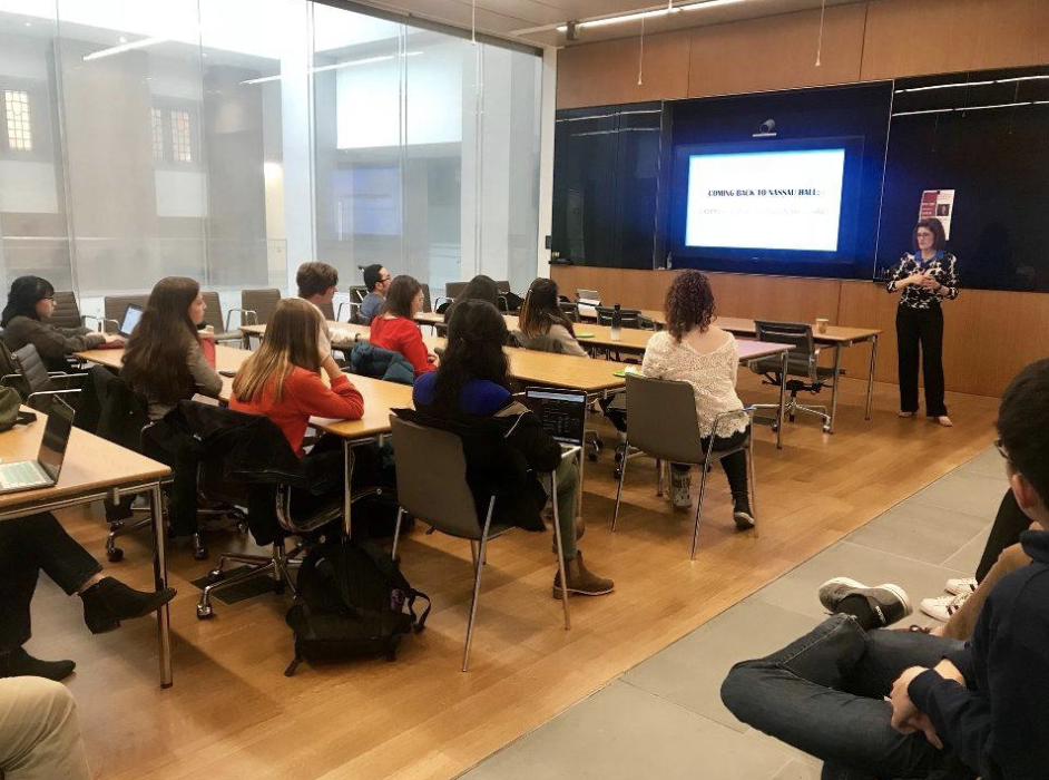 What I Did (and Didn't) Learn in Econ Class - A huge thank you to Skillful CEO Beth Cobert for coming to speak to us yesterday! And thank you to everyone who attended!