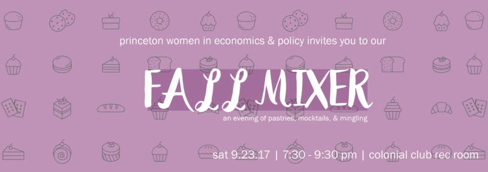 Fall Welcome Back Mixer - Drop by Colonial Club for a fun, casual evening with desserts, mocktails, and music in celebration of a new school year. A fantastic way to meet other like-minded and smart women, including the lovely women on your board.