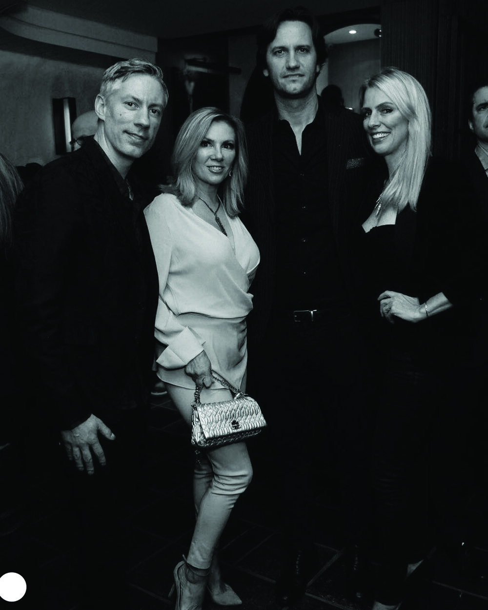 """PAGE6: RAMONA SINGER @ POMONA - The """"Real Housewives of New York"""" star, 62, dined at Pomona with ex-girlfriend of Tom D'Agostino, Missy Pool, and kept the night going at the restaurant's speakeasy, Savage Lounge, on Wednesday.FULL ARTICLE HERE"""