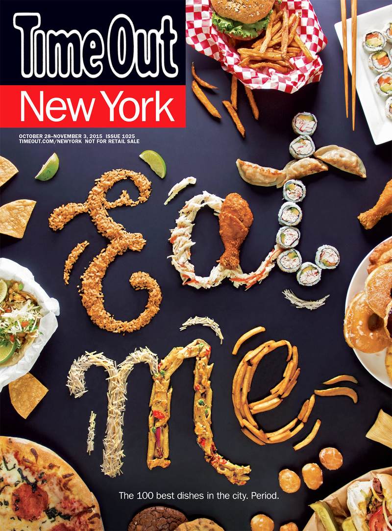 TimeOut NY Where to Eat - As a result of hosting Jennifer Picht recently, Pomona has been included in this weeks issue of Time Out New York in their roundup of where to eat in Midtown West!FULL ISSUE HERE
