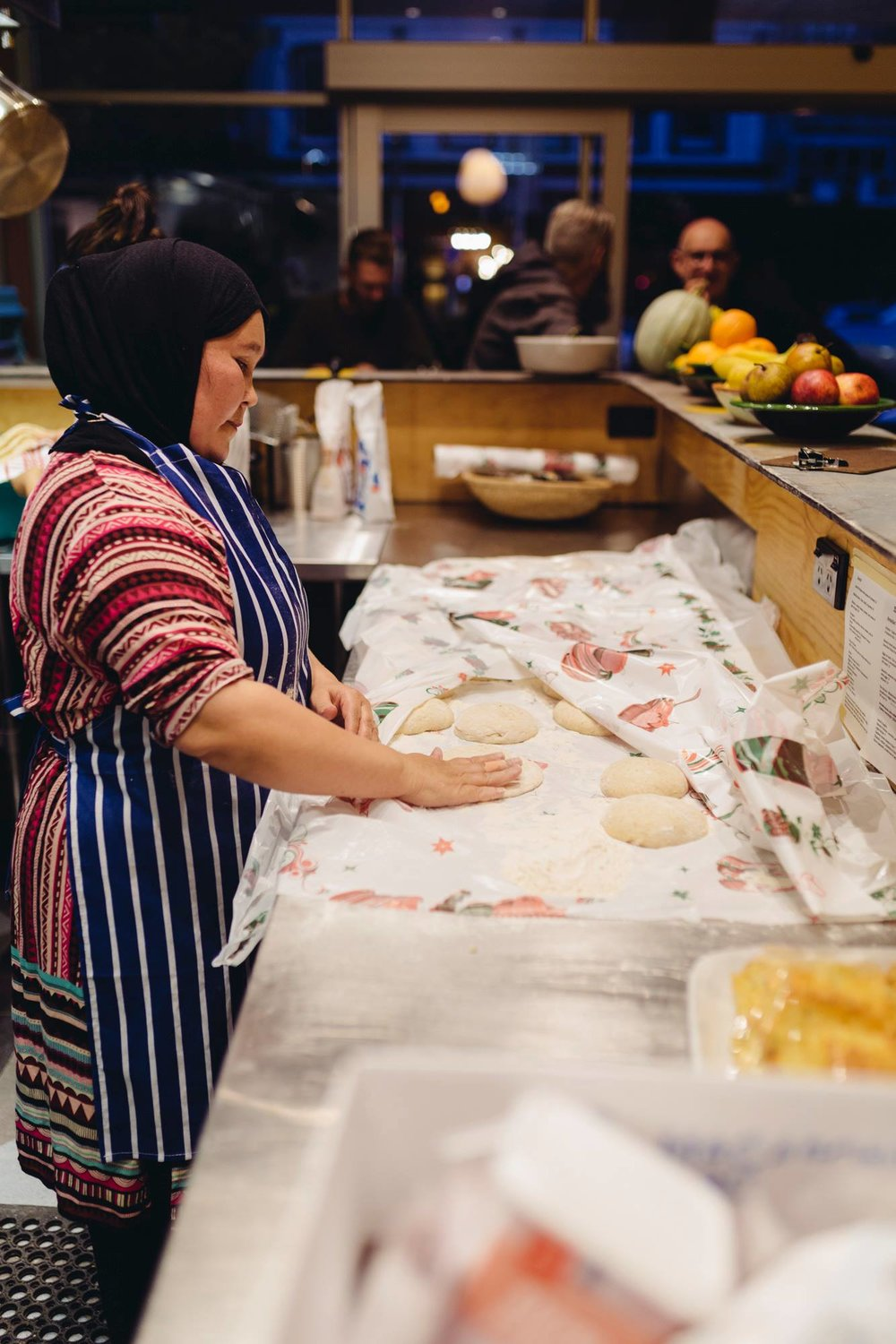 A place where cultures unite, friendships are formed and stories are shared. - A place where everyone can call home.We've teamed up with our mates at Yalla Yalla Cafe to launch the first stage of Home Kitchen - a pop up restaurant!There's more Home Kitchen goodness to come.We'll roll out other great taste experiences like cooking classes, catering and fundraising events that support refugee community initiatives here and overseas.Home Kitchen is a social enterprise focused on empowering former refugees to flourish by providing work and training opportunities whilst showcasing the diverse cultures that exist in the mighty 'Tron.'Our profits go towards providing more employment and training opportunities through Home Kitchen and supporting other refugee-led initiatives both here and overseas.