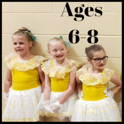 Ballet, Jazz, Tap, Hip-Hop, Musical Theater, Lyrical, Tumbling and Cheer for 6-8 year old's at MFA Studios in Locust Grove, VA.