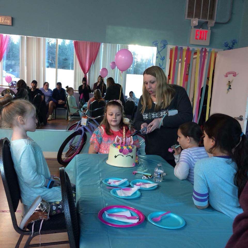 Ballerina Dance Party at MFA Studios in Locust Grove, VA.