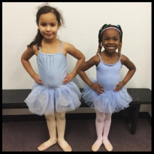 Primary Ballet for 6-8 year old's at MFA Studios in Locust Grove, VA.