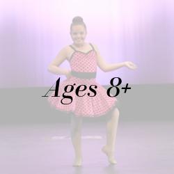 Dance, Tumbling, and Cheer for 8+ at MFA Studios in Locust Grove, VA.