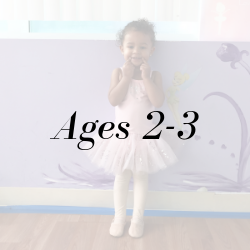 Toddler Ballet, Tap, and Gymnastics for 2-3 year old's at MFA Studios in Locust Grove, VA.