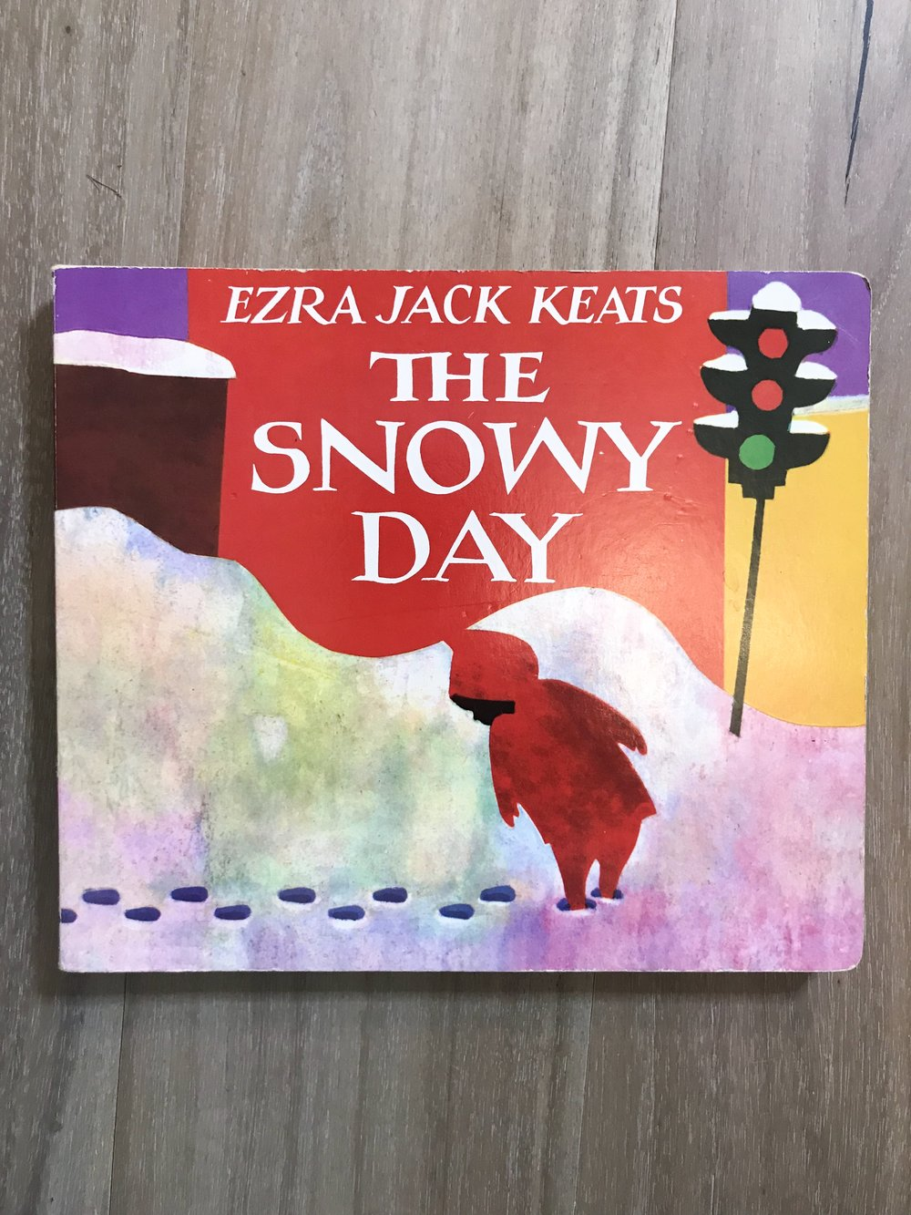 This book was another purchase when Elle was little just to add more representation to our children's library. It's also a classic book as well.