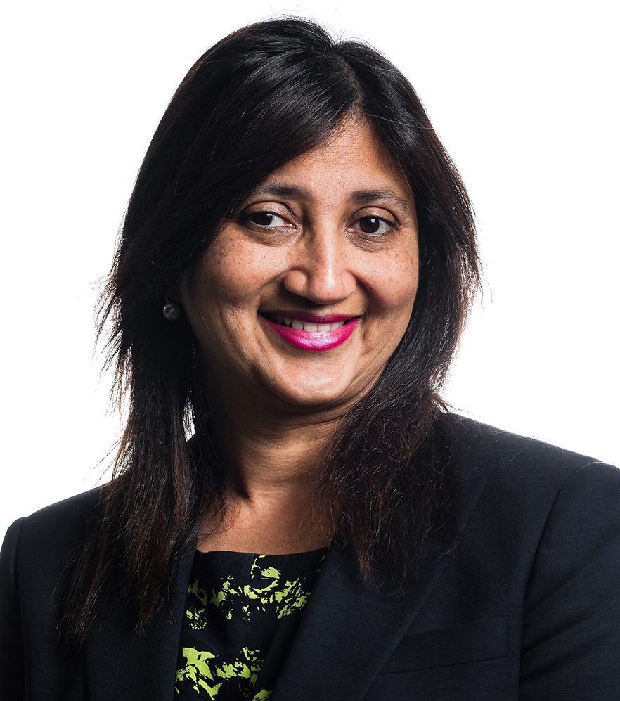 TANVI HARIA, Treasurer   FCPA  Over 25 years of broad commercial & general management experience  Board member since 2016