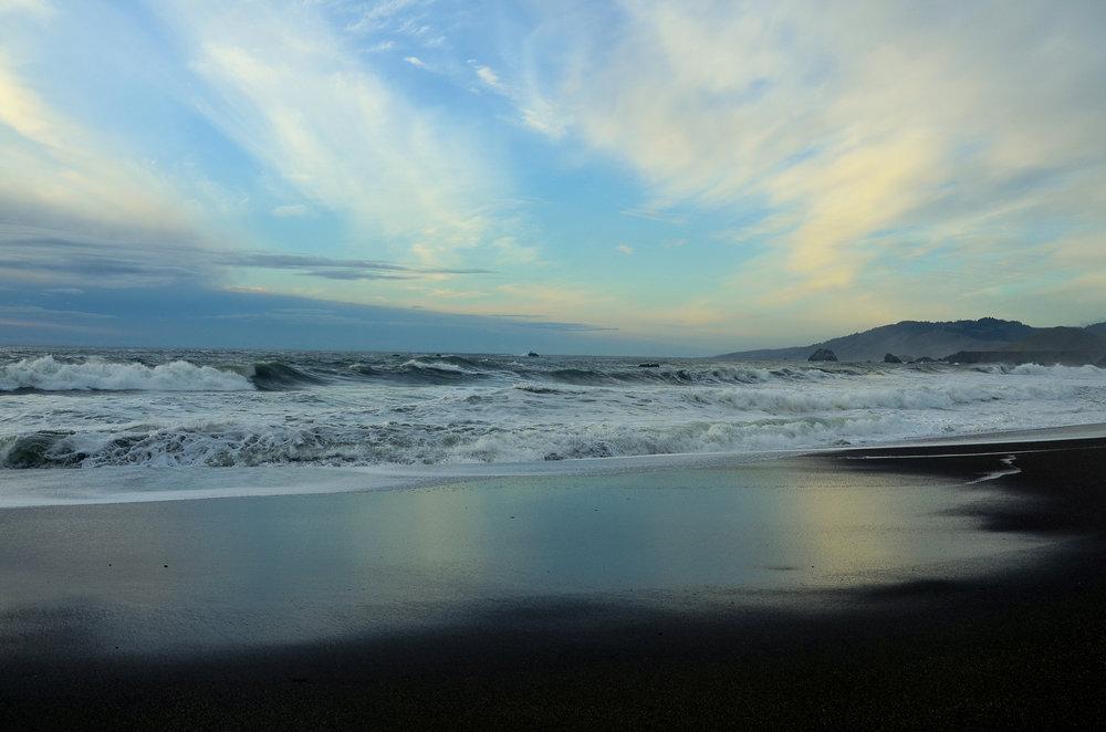 Dissolve to Blue  ♥ Sonoma Coast ♥ California