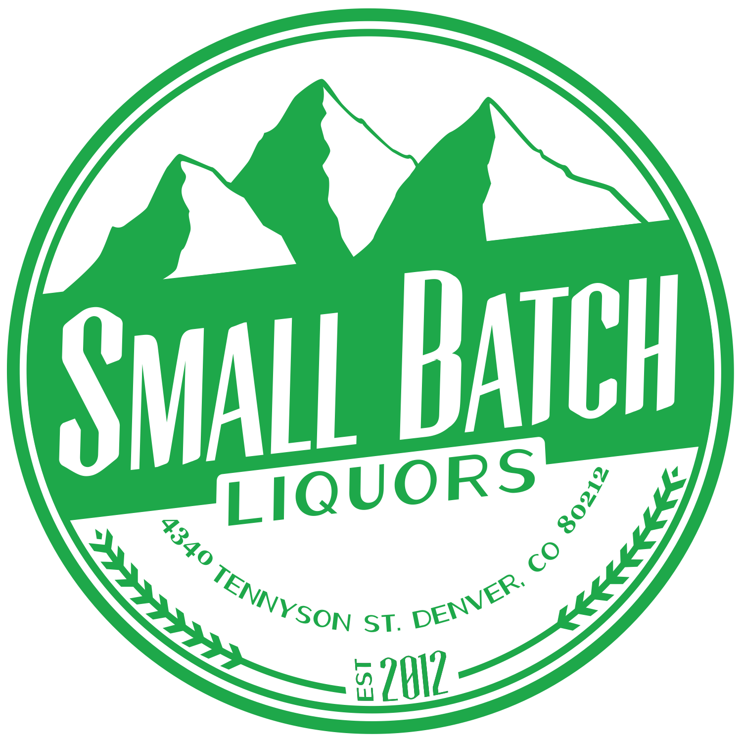 Small Batch Liquors