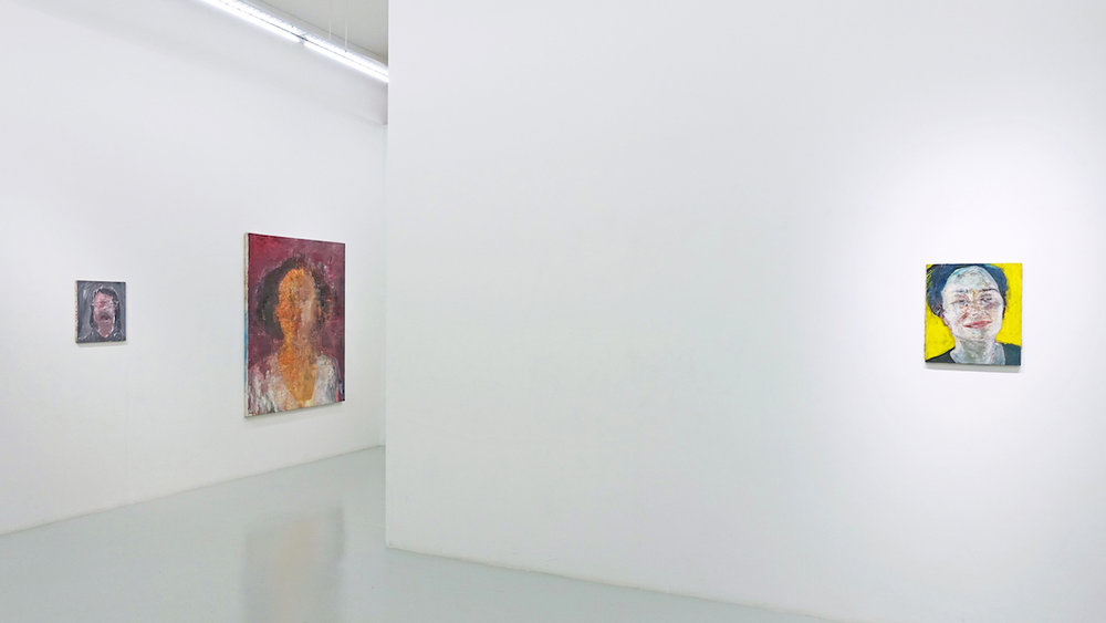 Installation view of 'Kantil Moderato (Slow Tempo Edge)'. Image courtesy of Yavuz Gallery.