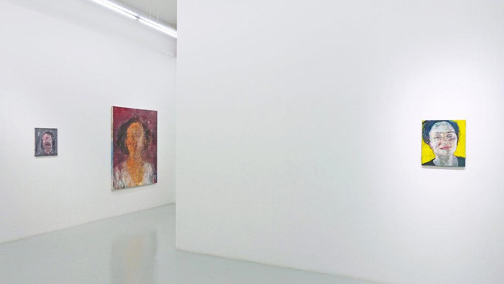 Installation view of 'Kantil Moderato (Slow Tempo Edge)'. Image courtesy of Yavuz Gallery.