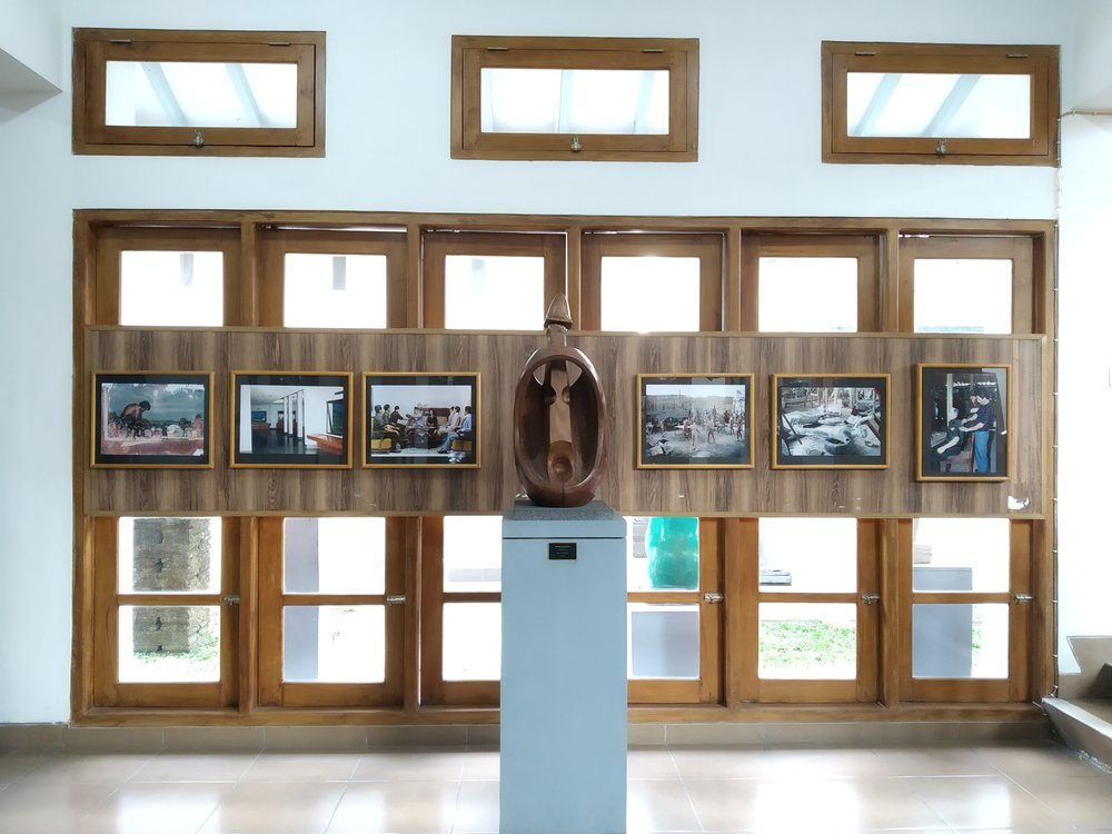 Edhi Sunarso Archive, 2018, exhibition installation view. Image courtesy of Hyphen.